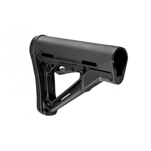 CTR™ Carbine Stock – Mil-Spec Model  BLACK