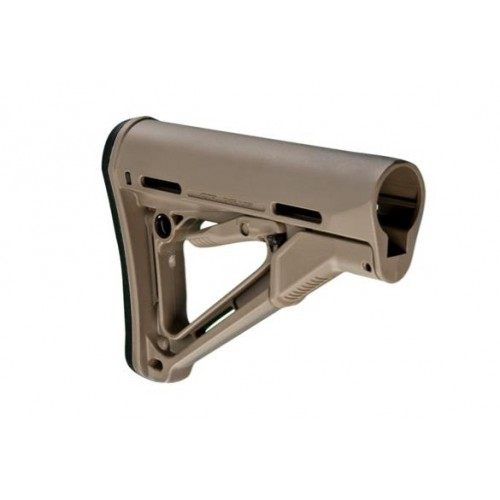 CTR™ Carbine Stock – Mil-Spec Model  FDE