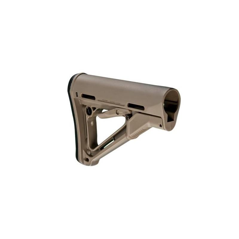 CTR™ Carbine Stock – Mil-Spec Model  FDE
