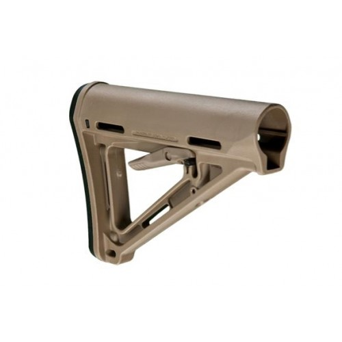 MOE Carbine Stock – Mil-Spec Model FDE