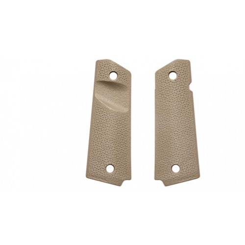 MOE® 1911 Grip Panels with TSP Texture FDE